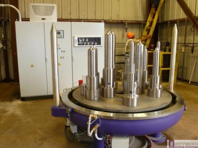 Предимства на Плазменото азотиране пред Газовото азотиране